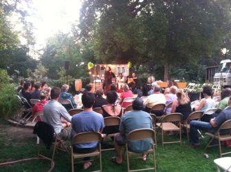 Labor Day Flamenco Fest 2013 Saturday Night-Photo by Natalia Romero